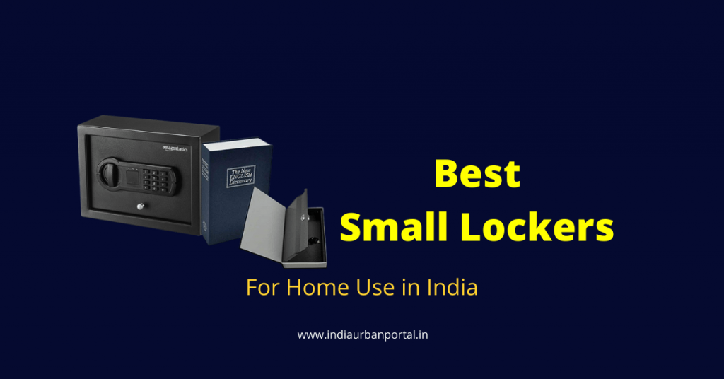 Best Small Lockers for Home Use India